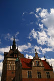 Stad van Gdansk Stock Afbeeldingen