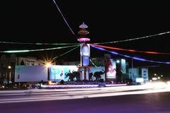 Stad van Licht royalty-vrije stock afbeelding