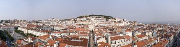 Stad van Lissabon Stock Fotografie