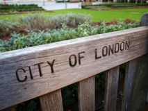 Stad van Londen Royalty-vrije Stock Afbeelding