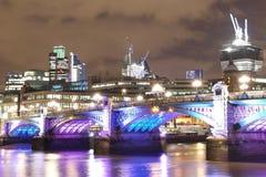 Stad van Londen Royalty-vrije Stock Afbeeldingen