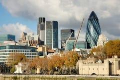 Stad van Londen Stock Foto