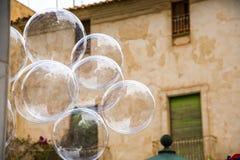 Stad van Lorca, Murcia, Spanje Stock Afbeeldingen