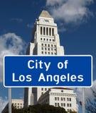 Stad van Los Angeles royalty-vrije stock afbeeldingen