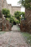 Stad van Malaga Royalty-vrije Stock Foto