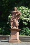 Stad van Marburg, Duitsland stock afbeeldingen