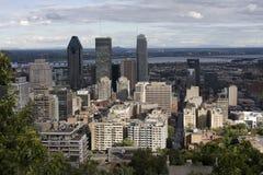 Stad van Montreal Stock Fotografie