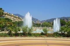 Stad van Nice, Frankrijk royalty-vrije stock afbeelding