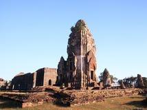 Stad van Phra Mahathat van Wat de historische oude. Thailand Stock Fotografie