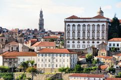 Stad van Porto royalty-vrije stock foto