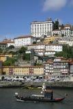 Stad van Porto in Portugal Royalty-vrije Stock Afbeelding