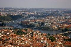Stad van Praag Royalty-vrije Stock Afbeelding