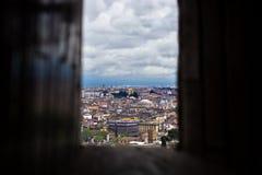 Stad van Rome Italië Royalty-vrije Stock Afbeeldingen