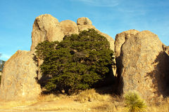 Stad van rots-5 royalty-vrije stock afbeeldingen