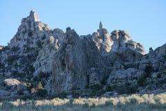 Stad van Rotsen Nationaal Domein, Idaho Royalty-vrije Stock Afbeeldingen