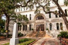 Stad van San Antonio City Hall royalty-vrije stock fotografie