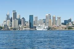 Stad van Sydney Royalty-vrije Stock Afbeeldingen