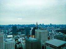 Stad van Tokyo stock foto