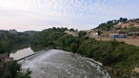 Stad van Toledo Spain royalty-vrije stock foto