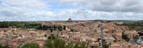 Stad van Toledo Spain royalty-vrije stock fotografie