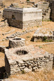 Stad van Troy stock afbeelding