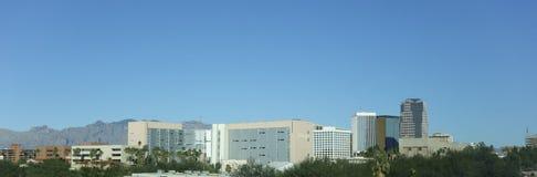 Stad van Tucson, AZ royalty-vrije stock afbeelding