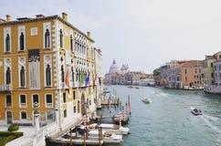 Stad van Venetië!!! Stock Foto
