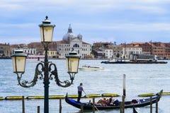 Stad van Venetië, Italië Stock Afbeeldingen