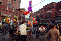 Stad van vreugde-Kolkata Stock Afbeelding