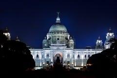 Stad van Vreugde - Victoria Memorial, Kolkata Stock Foto's