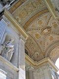 stad vatican Royaltyfri Bild