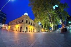 Stad Vukovar royaltyfria bilder