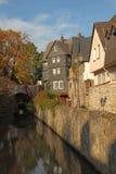 Stad Wetzlar, Duitsland stock afbeeldingen