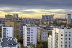 Stad Yekaterinburg Stock Afbeelding