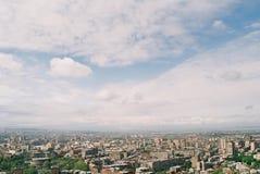 Stad Yerevan. Stock Afbeeldingen