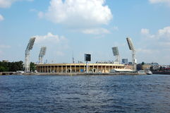 Stade à St Petersburg Photo libre de droits