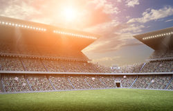 stade Photographie stock