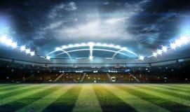 stade Photos stock