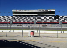 Stade au speed-way de Daytona photo stock