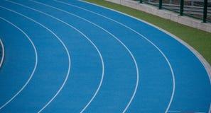 Stade d'athlétisme image libre de droits