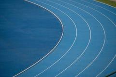 Stade d'athlétisme photographie stock libre de droits