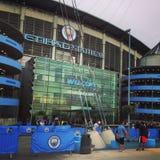 Stade d'Etihad Images libres de droits