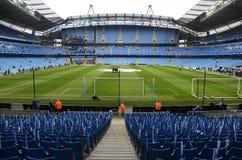 Stade d'Etihad - arène de Manchester City Photo stock