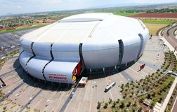 Stade d'Université d'Arizona Photographie stock