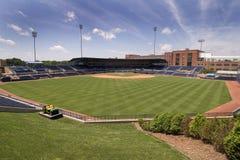 Stade de base-ball public Photo libre de droits