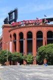 Stade de Busch Images stock