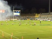 Stade de Canberra de rugby Photos libres de droits