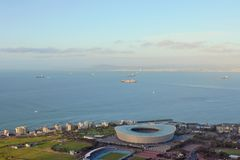 Stade de Cape Town Photo stock