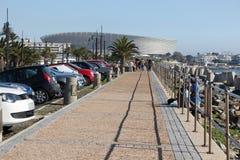 Stade de Cape Town Images libres de droits