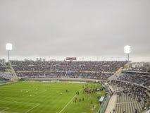 Stade de centenaire de Montevideo photos libres de droits